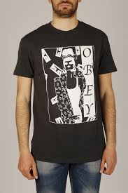 Obey T Shirt Size Chart Obey T Shirt Cotton Surrounded Pigment
