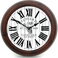 chaney wall clocks epclassifieds