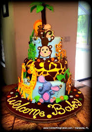 My Favorite Baby Shower Cake Ideas TONS OF IDEASBaby Shower Safari Cakes