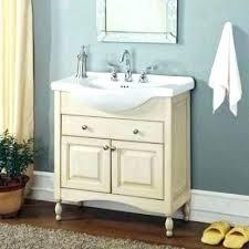 narrow depth bathroom vanities. Narrow Bathroom Vanities Depth Vanity