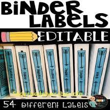 binder spine labels 3 binder spine template lovely the 25 best binder labels ideas on