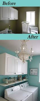 Laundry Room Design On A Budget 17 Before And After Budget Friendly Laundry Room Makeover
