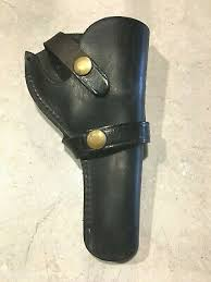 Vintage Brauer Bros St Louis H29 Leather Holster Colt
