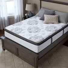 king mattress serta. Serta Perfect Sleeper Hillgate II Cushion Firm Super Pillowtop King Mattress Set A