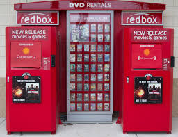 Who Makes Redbox Vending Machines Cool Redbox DVD Rental Only 48 Cents BluRay Rental 4848 Cents Game