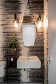 Commercial Interior Design Bath The Downtown Princeton Salon Bath By Judy King Interiors