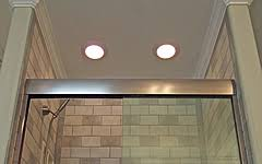 shower lighting. Bathroom Shower Lighting