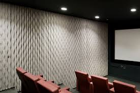 wall mounted acoustic panel fabric decorative commercial regent street