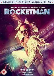 Rocketman Dvd 2019 Amazon Co Uk Dvd Blu Ray