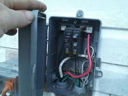 run a 30 amp rv outlet outside non burial doityourself com run a 30 amp rv outlet outside non burial