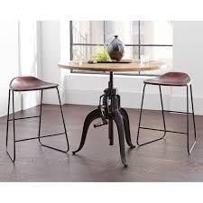 Furniture Shop Industrial Style Adjustable Crank Round Bar