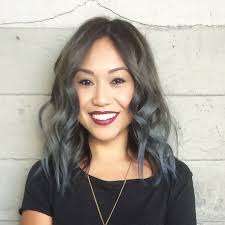 Silvery Grey Hair By Vanessa At