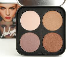 make up for ever be bold unexpected you artist shadow palette andreja pejic review 3