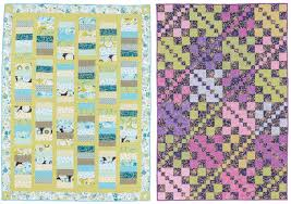 "5 fast, fat-quarter friendly quilt patterns - Stitch This! The ... & Quilts from Fast Fat-Quarter Quilts "" Adamdwight.com"