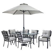 hanover patio furniture. Modern Patio And Furniture Thumbnail Size Outdoor Dining Sets With Umbrella Hanover Lavallette Piece Set A