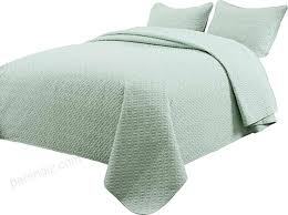 california king bed cover king cal king size bed quilted bedspread aqua green color bed cover