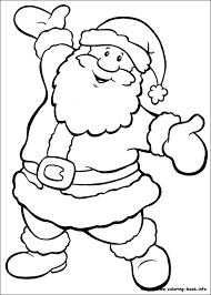 Claus, elves, reindeer and more santa pictures and sheets to color. 10 Christmas Coloring Pages For Kids Tip Junkie