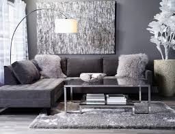 what color furniture goes with gray walls