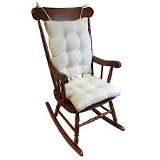 full size of rocking chairs appealing cushions for rocking chairs ivory chair seats er barrel