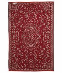 plastic outdoor rugs inspirational sahil multipurpose mats plastic carpet mats 4 6 ft red colour