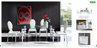 modern white dining room chairs. Furniture. Rectangular Glass Top Dining Table With White Wooden Bases Connected By Chairs Modern Room