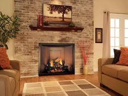 brick fireplace room paint colors with red brick fireplace small ideas foyer living small living room