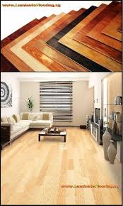 Laminate Flooring Is Light, Durable And Can Resemble Any Number Of  Expensive Flooring Materials, From Hardwood To Natural Stone. Itu0027s Easy To  Install Thanks ...