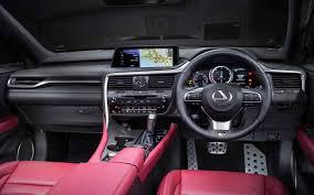 2018 lexus 350rx. Perfect 350rx 2018 Lexus RX 350 F Sport Interior To Lexus 350rx