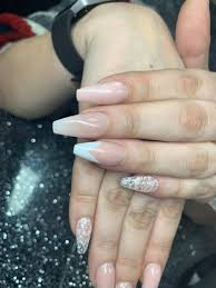This lovely lady Kerry Hunt let me do as... - Nails By Bethan.   Facebook