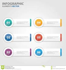 colorful circle banner infographic elements presentation templates colorful circle banner infographic elements presentation templates flat design set for brochure flyer leaflet marketing