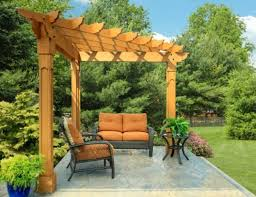 Design Your Own Garden App Fascinating How To Build A Pergola DIY Or Hire A Pro