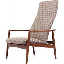 sl møbler durup lounge chair in teak s j ladefoged 1960s