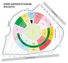 Indian Wells Seating Chart Stadium 1 Eden Gardens Stadium Kolkata Seating Arrangement Chart