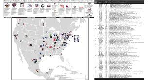 baseball milbattendance map    Â« billsportsmapscom