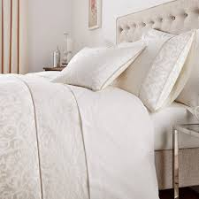 cream bedding  broomhill sofia at bedeck