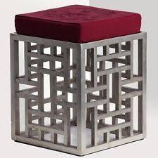 asian bedroom furniture. natori fretwork stool na951340 asian bedroom furniture e