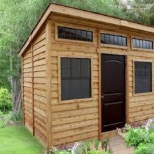 cedar garden shed. Cedar Shed - Garden Studio E