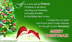 Christmas For Friends Free Friends Ecards Greeting Cards