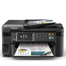 Epson Workforce Wf 3620dwf A4 Colour Multifunction Inkjet Printer