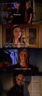 When it's time for backup, she'll take her pick between insightful giles or reliable xander. Welcometosunnydale Buffy The Vampire Slayer Buffy Characters Vampire Slayer