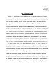 isaiah s quality world essay isaiah nelson ms shultz english  most popular related documents