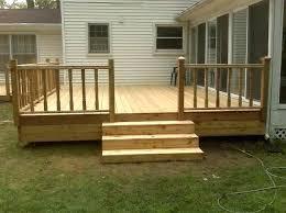 simple deck railing simple deck designs best glorious wooden deck design images on cover simple backyard simple deck railing