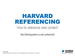 Internet Websites Harvard Referencing Library Guides At