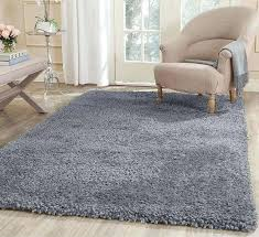 silver area rug carpet gy fluffy fuzzy furry decorative rugs 8x10 furniture design sofa