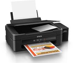 Small Picture Epson L220 Multi function Inkjet Printer in Black Color Flipkartcom