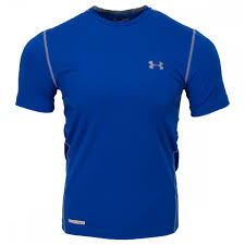 Under Armour Sonic Heatgear Senior Fitted Short Sleeve Shirt