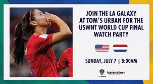LA <b>Galaxy</b> to host U.S <b>Women's</b> National Team Watch Party for <b>2019</b> ...