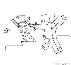 Color Pages Minecraft Creeper Coloring Page Coloring Pages Creeper