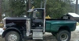 Peterbilt pickup truck mashup!