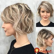 účesy Pro Krátké Vlasy 2017